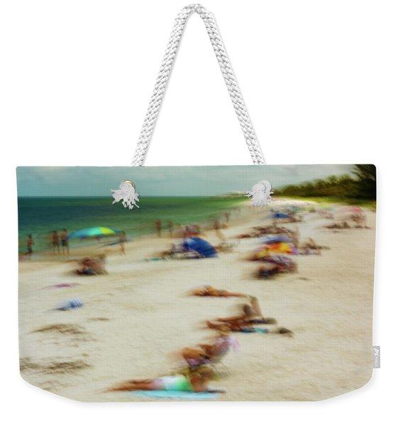 Naples Florida Weekender Tote Bag