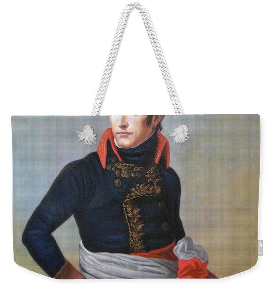 Napoleon Bonaparte As First Consul Weekender Tote Bag