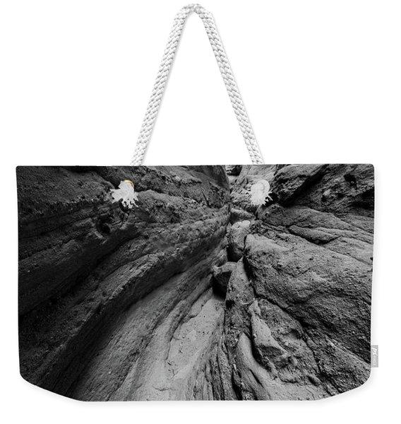 Narrow Lines Weekender Tote Bag