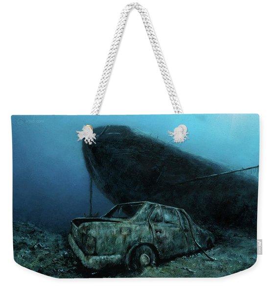 Nasim Weekender Tote Bag