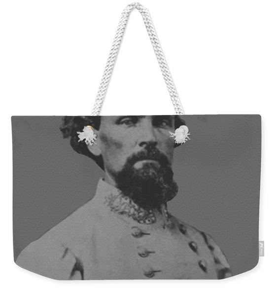 Nathan Bedford Forrest Weekender Tote Bag