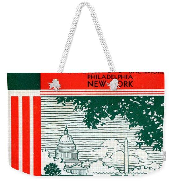 National Limited Weekender Tote Bag