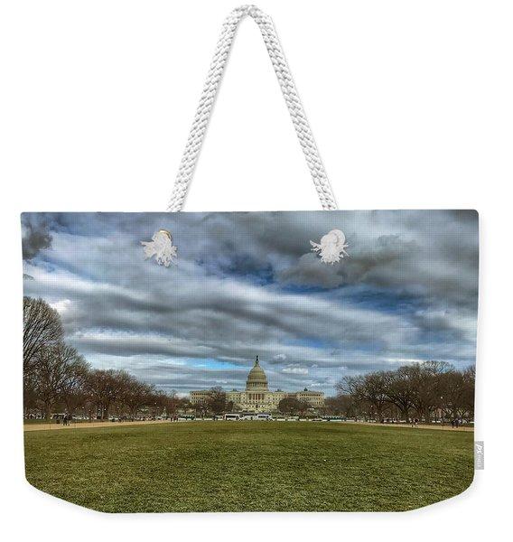 National Mall Weekender Tote Bag