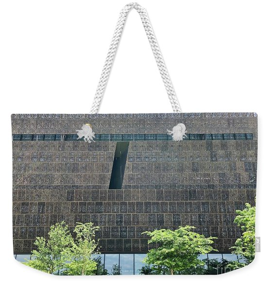 National Museum Of African American History And Culture Weekender Tote Bag