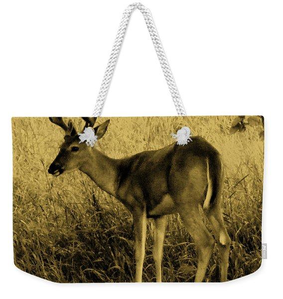 Natural Beauty- Vintage Version Weekender Tote Bag