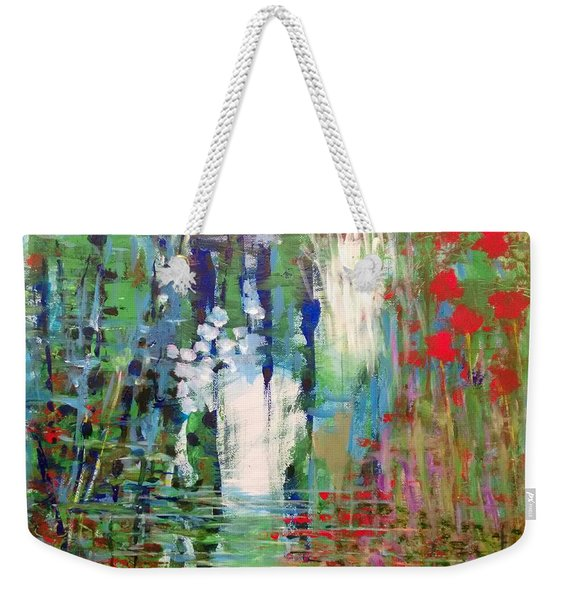 Natural Depths Weekender Tote Bag