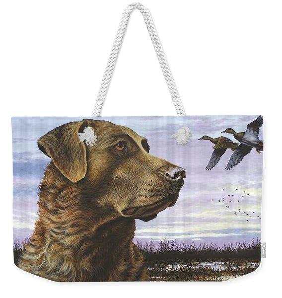 Natural Instinct - Chessie Weekender Tote Bag