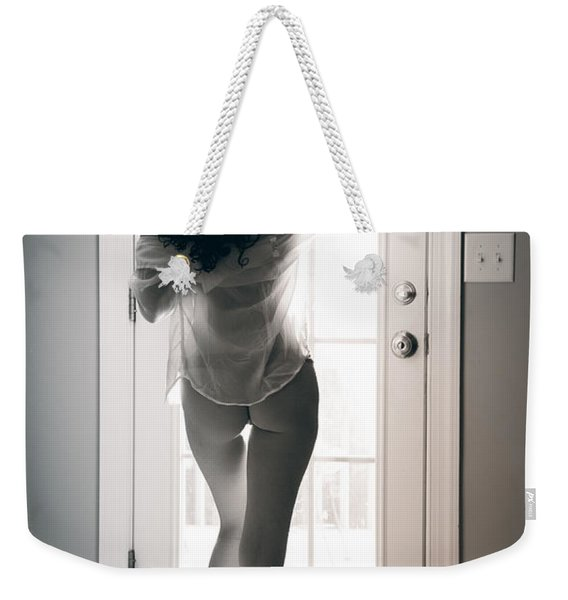 Natural Light And Body Weekender Tote Bag