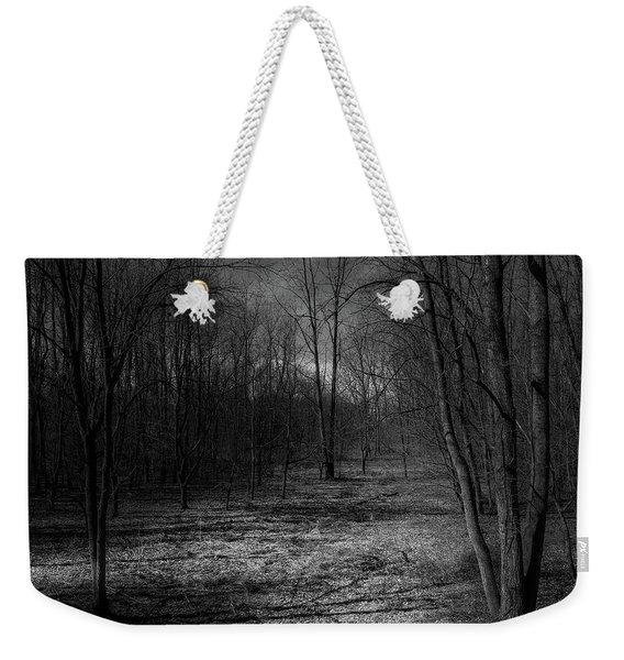 Natural Path Weekender Tote Bag