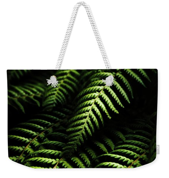 Nature In Minimalism Weekender Tote Bag