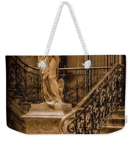 Paris, France - Nature Weekender Tote Bag