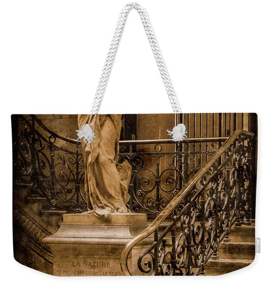 Paris, France - Nature Weekender Tote Bag