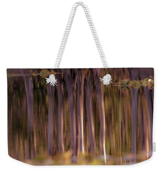Nature Reflections Weekender Tote Bag