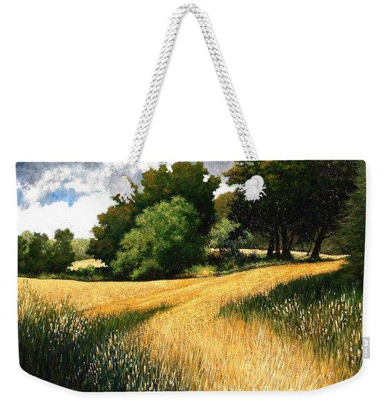 Nature Walk Ridgefield Washington Weekender Tote Bag