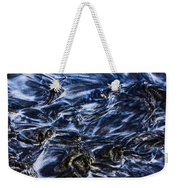 Natures Abstract Weekender Tote Bag