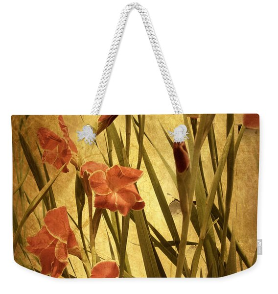 Nature's Chaos In Spring Weekender Tote Bag