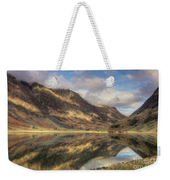 Nature's Design Weekender Tote Bag