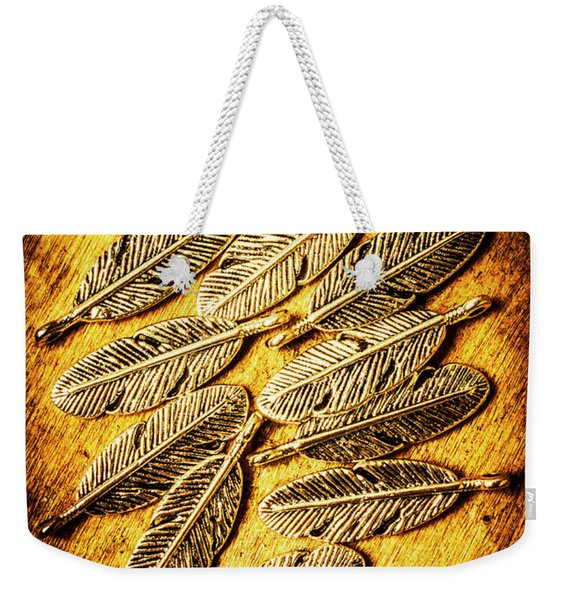 Natures Fashion Weekender Tote Bag
