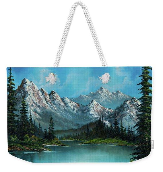 Nature's Grandeur Weekender Tote Bag