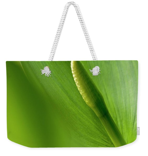 Natures Green Palette Two Weekender Tote Bag