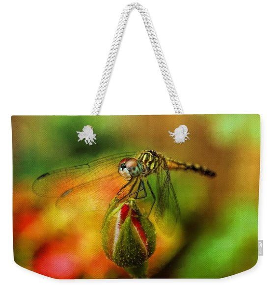 Nature's Little Creatures Weekender Tote Bag