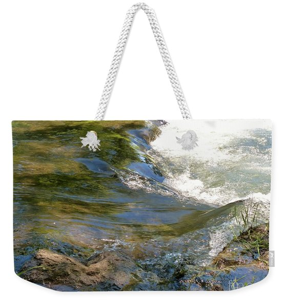 Nature's Magic Weekender Tote Bag