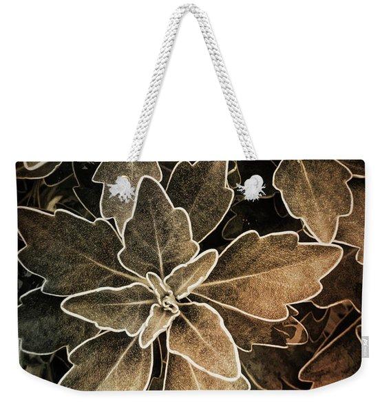 Natures Patterns Weekender Tote Bag