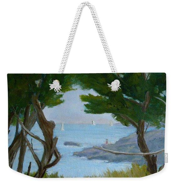 Nature's View Weekender Tote Bag