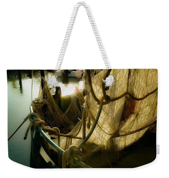 Nautical Dreams Weekender Tote Bag