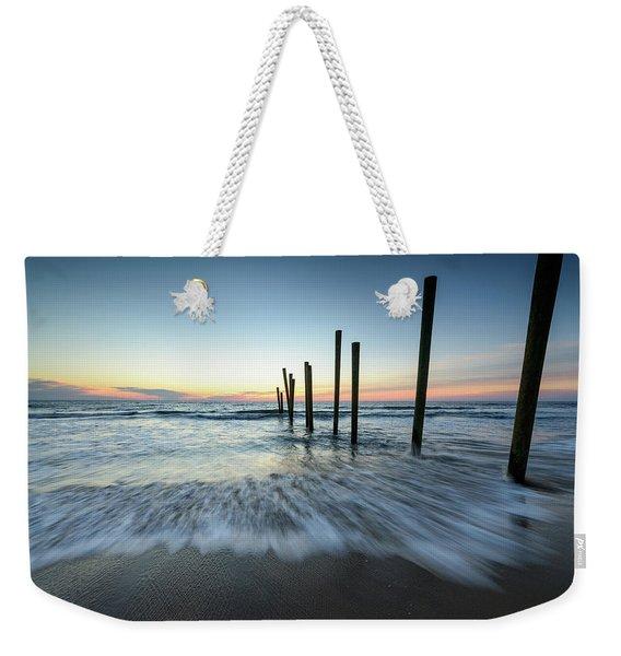 Nautical Mystique Weekender Tote Bag
