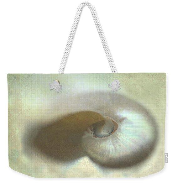 Nautilus #1 Weekender Tote Bag