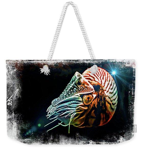Nautilus Dreams Weekender Tote Bag