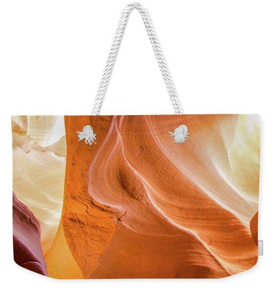 Navajo Lines Weekender Tote Bag