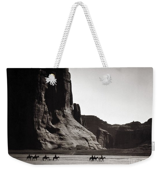 Navajos Canyon De Chelly, 1904 Weekender Tote Bag