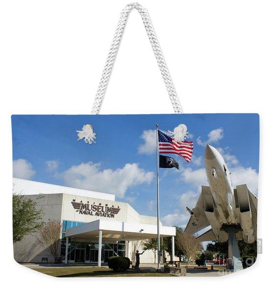 Naval Aviation Museum Weekender Tote Bag