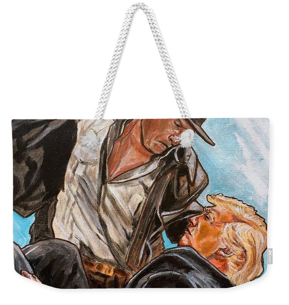 Nazis. I Hate Those Guys. Weekender Tote Bag