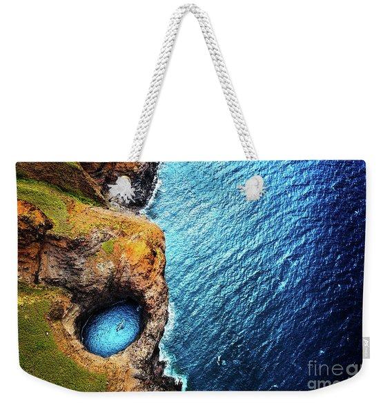 Napali Coast Weekender Tote Bag