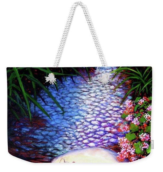 Garden Wisdom, Nearer Weekender Tote Bag