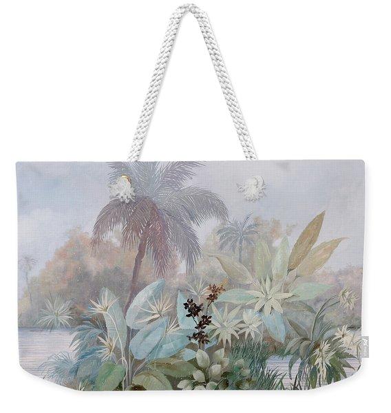 Nebbia Luminosa Weekender Tote Bag