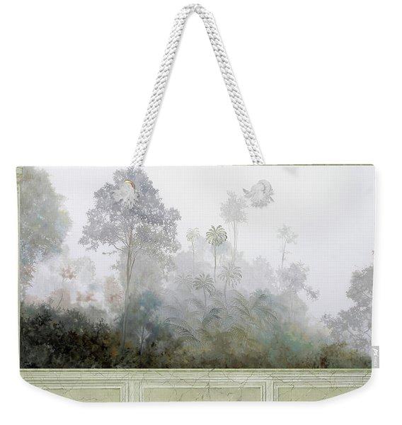 Nebbie Di Marmo Grigio Weekender Tote Bag