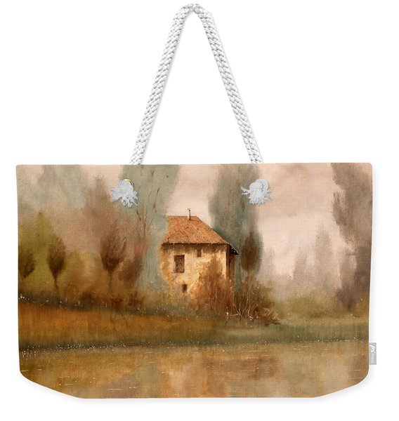 Nebbiolina Autunnale Weekender Tote Bag