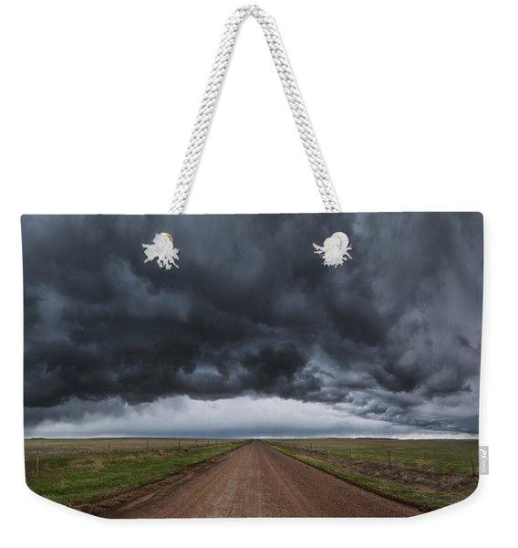 Nebraska 19 Weekender Tote Bag