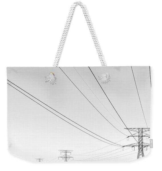 Necessary Evil Weekender Tote Bag