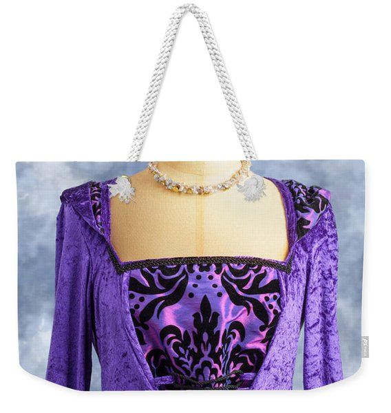 Necklace And Dress Weekender Tote Bag