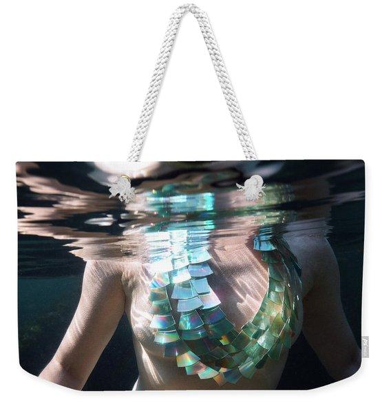 Necklace Cd Weekender Tote Bag
