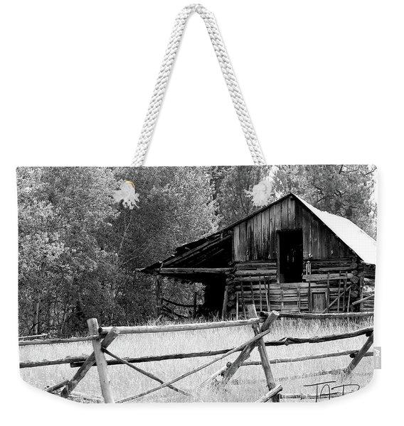 Neglected Weekender Tote Bag