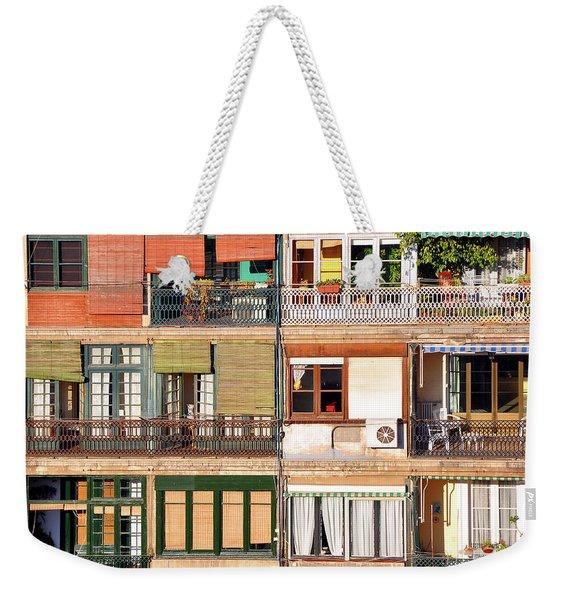 Neighbours Weekender Tote Bag