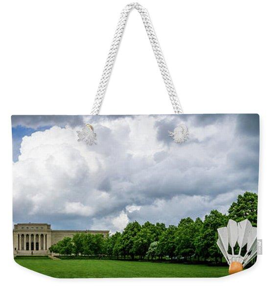 Nelson-atkins Museum Of Art Weekender Tote Bag