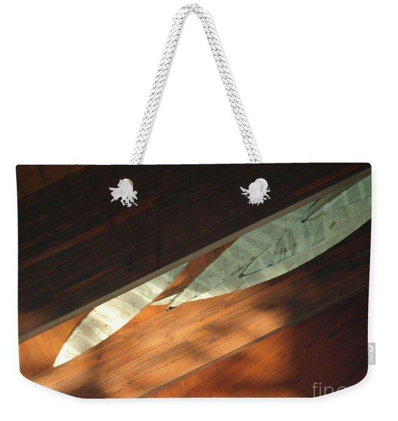 Nemacolinceiling Weekender Tote Bag