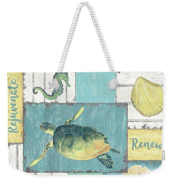Neptune 1 Weekender Tote Bag
